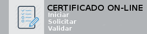 Emissão do Certificado de Vistoria On-line